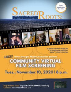 Virtual Movie Screening